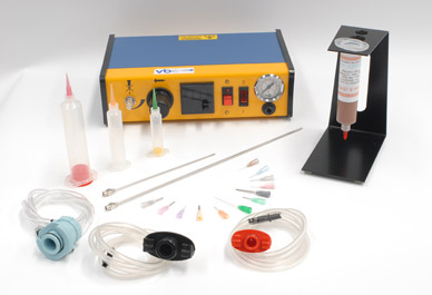 Brazing Paste Dispensing Systems and Consumables